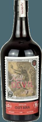 Kill Devil (Hunter Laing) 2001 Diamond 15-Year rum
