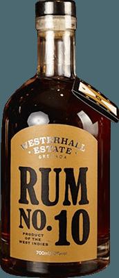 Westerhall Estate No 10 rum