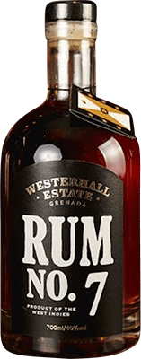 Westerhall Estate No 7 rum