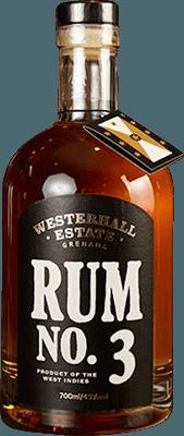 Westerhall Estate No 3 rum
