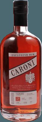 Medium creative whisky company 1997 caroni 17 year