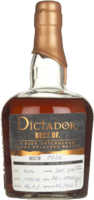 Dictador 1976 Best of rum