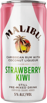 Malibu Starawberry Kiwi rum