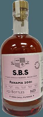 S.B.S. 2001 Panama rum