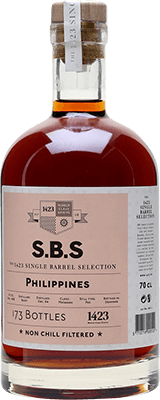 S.B.S. Philippines 10-Year rum