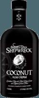 Brinley Gold Shipwreck Coconut Cream rum