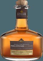 Rum & Cane Philippines XO rum