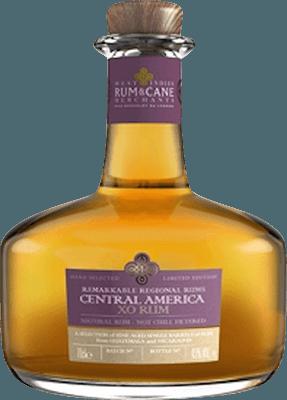 Rum & Cane Central American XO rum
