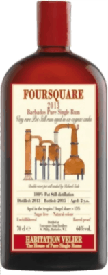 Foursquare 2013 Released by Velier 2-Year rum