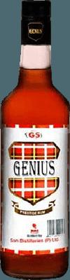 Genius Gold rum