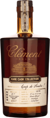 Clement 2002 Rare Collection Coup de Foudre 16-Year rum