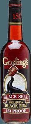Gosling's 151 rum