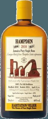 Habitation Velier 2010 Hampden LROK HLCF 6-Year rum