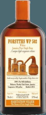 Habitation Velier 2015 Forsyths WP 502 White rum