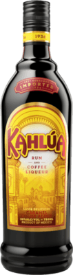 Kahlúa Rum and Coffee Liqueur rum