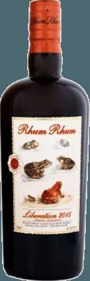 Rhum Rhum 2015 Liberation Integral rum