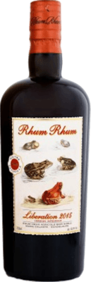 Rhum Rhum 2015 Liberation Integral 8-Year rum