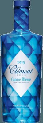 Medium clement canne bleue 2015 rhum