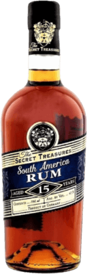 The Secret Treasures South America 15-Year rum