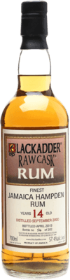Blackadder Jamaica Hampden 14-Year rum