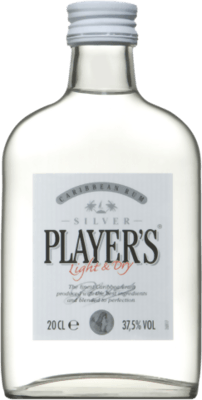Players Silver rum