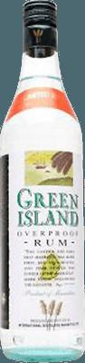 Green Island Overproof rum