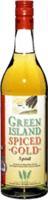 Small green island spice gold rum
