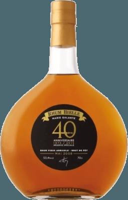 Bielle 2008 40th Anniversary 7-Year rum