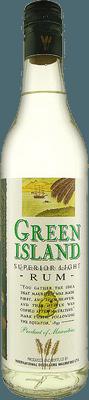 Green Island Super Light rum