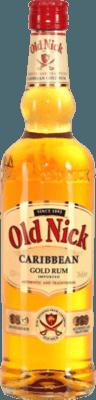 Old Nick Caribbean Gold rum
