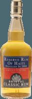 Bristol Classic 2004 Haiti Barbancourt 11-Year rum