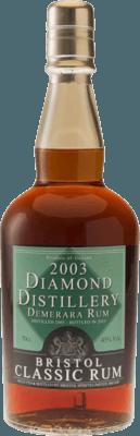 Bristol Classic 2003 Diamond 12-Year rum