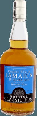 Bristol Classic 2007 Jamaica Worhty Park 8-Year rum