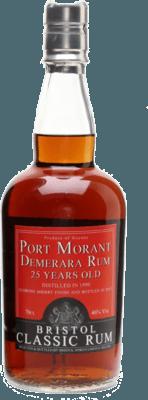 Bristol Classic Port Morant Demara 25-Year rum