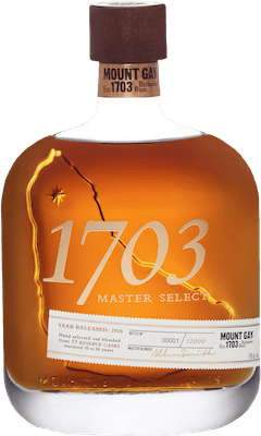 Mount Gay 1703 Master Select rum