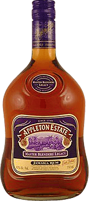 Appleton Estate Master Blender's Legacy rum