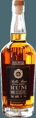 Belle Rose Double Barrel rum