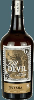 Kill Devil (Hunter Laing) 1999 Guyana 16-Year rum