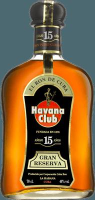 Havana Club 15-Year rum