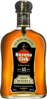 Havana Club 15-Year rum