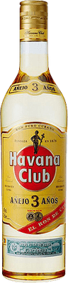 Havana Club 3-Year rum
