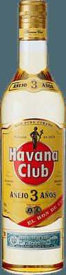 Havana Club 3-Year rum