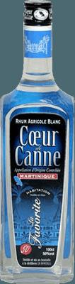 La Favorite Coeur de Canne Blanc 50 rum