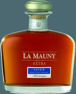 La Mauny Extra Saphir rum