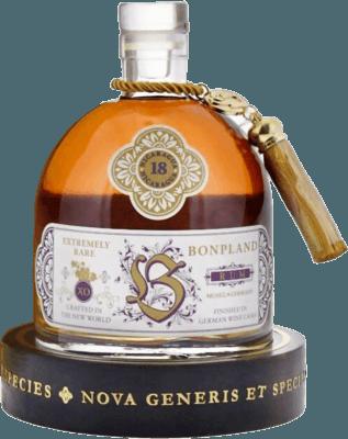 Bondplan Nicaragua 18-Year rum