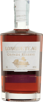 Longueteau 2004 Grande Reserve rum