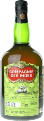 Compagnie des Indes Belize Cask Strength 11-Year rum