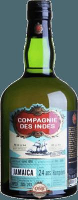 Compagnie des Indes Jamaica Hampden Cask Strength 24-Year rum