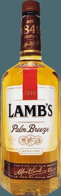 Lamb's Palm Breeze rum