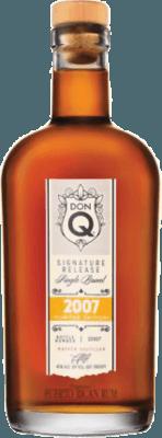 Don Q 2007 Signature Release Single Barrel rum